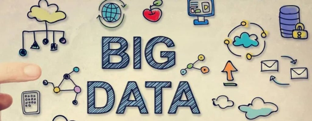 With the growth of FinTech investments, this is driving interest in big data companies