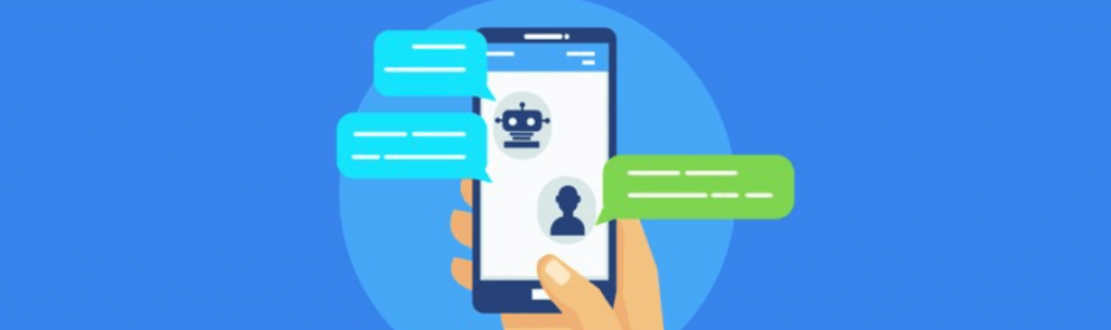Interest in chatbots by the FinTech investment is increasing