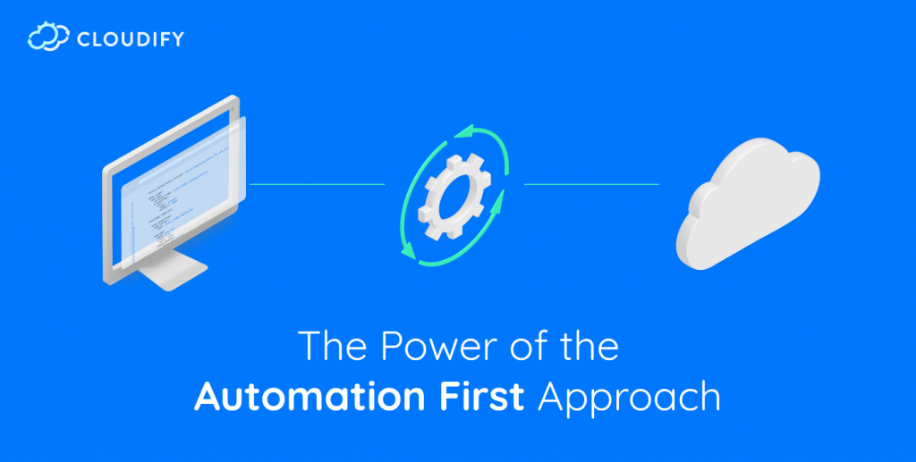 Power automation first approach diagram